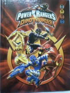 Cuaderno Td Power Rangers X 80 Hjs Ray Xpr733
